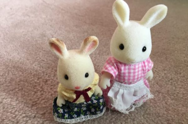 Sylvanian bunny only child