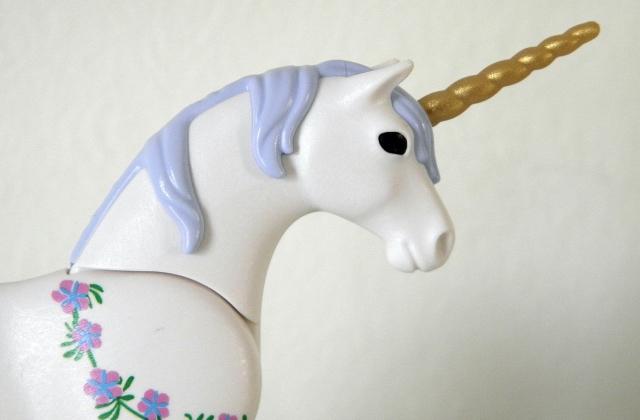 playmobile unicorn